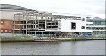 J3474 : The Waterfront Hall, Belfast - May 2015(7) by Albert Bridge