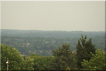TQ3370 : View of the southeast from the Crystal Palace terrace #17 by Robert Lamb