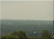 TQ3370 : View of the southeast from the Crystal Palace terrace #35 by Robert Lamb