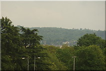TQ3370 : View of the southeast from the Crystal Palace terrace #38 by Robert Lamb