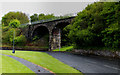 NT9951 : Disused Viaduct on Dock Road by Chris Heaton