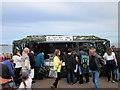 SH7882 : The Huey Shop at the Llandudno Air Show 2015 by Jeff Buck