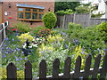 SO7966 : Cottage Garden by Jeff Gogarty