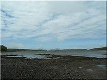 SM9501 : Estuary view from Bentlass, Hundleton by welshbabe