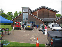 TL9148 : Lavenham Village Hall by Roger Jones
