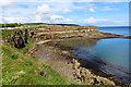 NT9856 : Marshall Meadows Bay by Chris Heaton