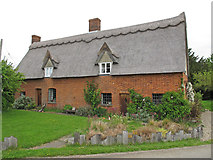 TL9946 : The Old Cottages, Watson's Hill, Semer by Roger Jones