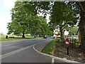 TM1179 : A1066 Park Road, Diss by Adrian Cable