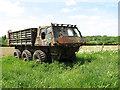 TM1793 : FV620 Stalwart amphibious vehicle by Evelyn Simak
