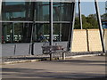 SE4150 : Seat at Moto Wetherby Services by Adrian Cable