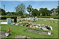 TQ4471 : Kemnal Park, graves by Mike Faherty