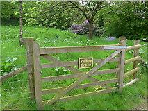SS6243 : Village Green, Kentisbury by Basher Eyre