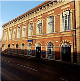 SO8555 : Estate office, Shrub Hill Industrial Estate, Worcester by Jaggery