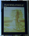 NZ3446 : Sign for the Wheatsheaf, Low Moorsley by JThomas