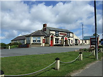 NZ3549 : The Copt Hill pub, near Houghton-le-Spring by JThomas