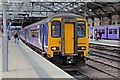 SJ3590 : Northern Rail Class 156, 156482, platform 4, Liverpool Lime Street railway station by El Pollock