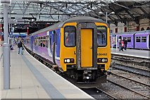 SJ3590 : Northern Rail Class 156, 156482, platform 4, Liverpool Lime Street railway station by El Pollock