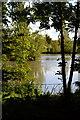NZ2502 : Fishing Lakes at Green Lane Farm by Tony Simms