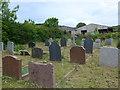 SS6243 : St Thomas, Kentisbury: churchyard (f) by Basher Eyre