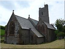 SS6243 : St Thomas, Kentisbury: churchyard (g) by Basher Eyre