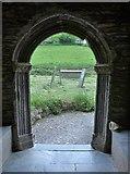 SS6243 : St Thomas, Kentisbury: churchyard (i) by Basher Eyre