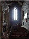 SS6243 : Inside St Thomas, Kentisbury (G) by Basher Eyre