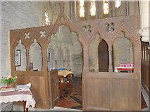SS6243 : Inside St Thomas, Kentisbury (R) by Basher Eyre