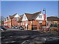 SU7272 : University buildings, Acacia Road by Rose and Trev Clough