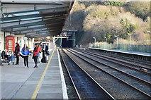 SH5771 : Bangor Station by N Chadwick