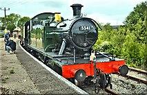 SO6302 : Journey's end - Lydney Junction by Philip Pankhurst