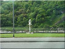 ST5673 : Bristol : Navigation Marker by Lewis Clarke