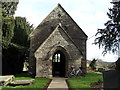 SO4200 : St John's Church, Llangwm Isaf by Andy Stott