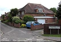 SU3521 : Lansdowne Close, Romsey by Jaggery