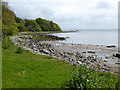 NX4744 : Rigg Bay by Oliver Dixon
