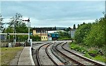 SO6302 : Lydney Junction signal box by Philip Pankhurst