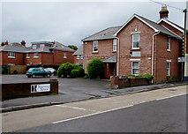 SU3521 : Kestrel House, Romsey by Jaggery