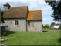 TR0461 : St Bartholomew's Church, Goodnestone by Marathon