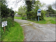 H5173 : Free range eggs for sale, Killycurragh by Kenneth  Allen