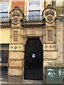 NZ2463 : 53 Westgate Road, NE1 - Victorian entrance by Mike Quinn