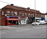 SU3521 : Goodies Fish & Chips shop in Romsey  by Jaggery