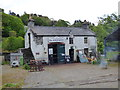 SC4384 : Laxey:  Blacksmith's Shop by Dr Neil Clifton