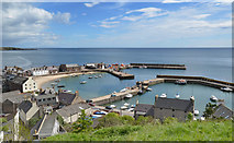 NO8785 : Stonehaven Harbour by John Allan