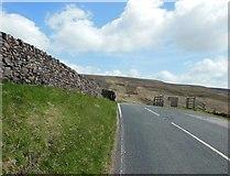 SD7148 : Slaidburn Road on Newton Fell by Ian S