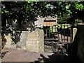 ST7074 : Gate and stile, Abson by Derek Harper