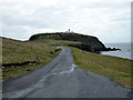HU4008 : The road to Sumburgh Head by John Lucas