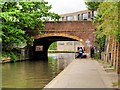 TQ2984 : Regent's Canal Bridge#27 (Camden Road) by David Dixon