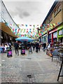 TQ2884 : Camden Town Stables Market by David Dixon