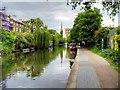 TQ2883 : Regent's Canal, Primrose Hill by David Dixon