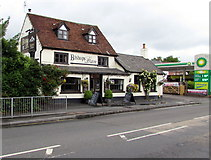 SU3521 : Bishops Blaize pub in Romsey by Jaggery