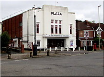 SU3521 : Plaza Theatre in Romsey by Jaggery